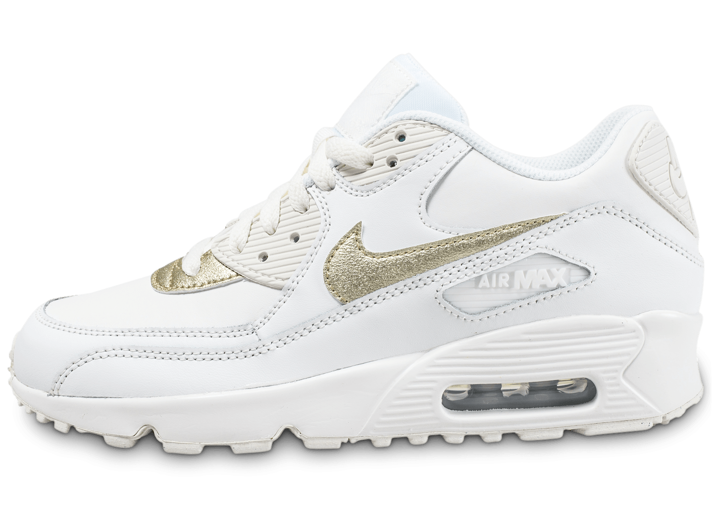 get new preview of great quality air max 90 blanc et or