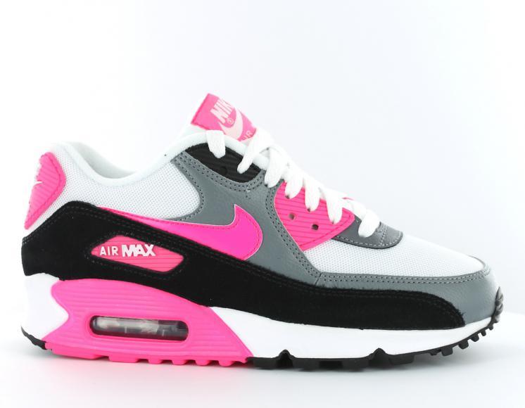 Soldes > nike air max 90 fille rose > en stock