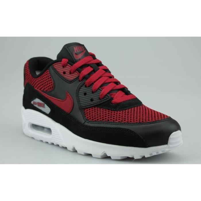 sports shoes meet cheaper air max 90 noir et rouge