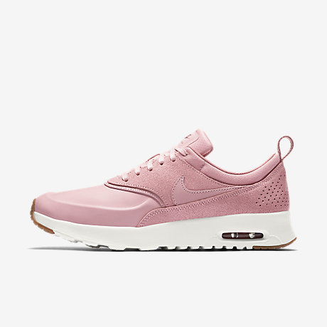 air max thea femme rose