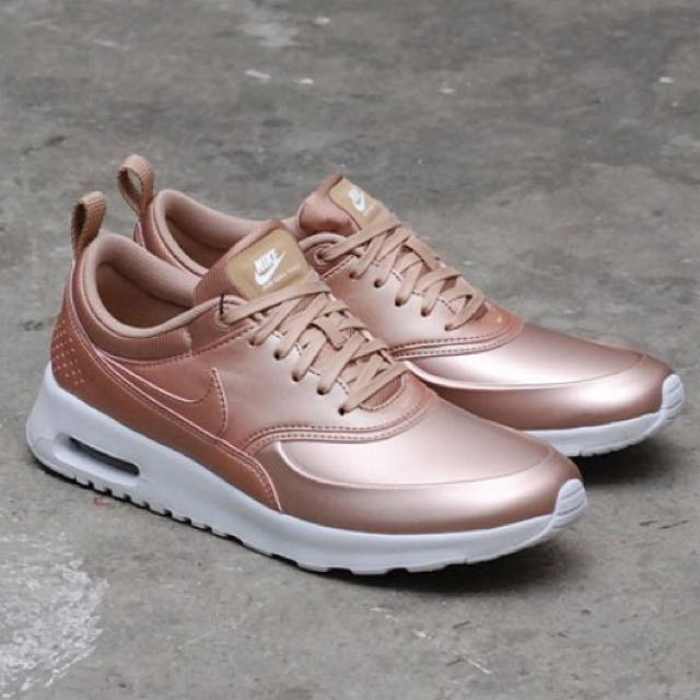 Air Nike Max Metallic Rose wXOPkiTZu